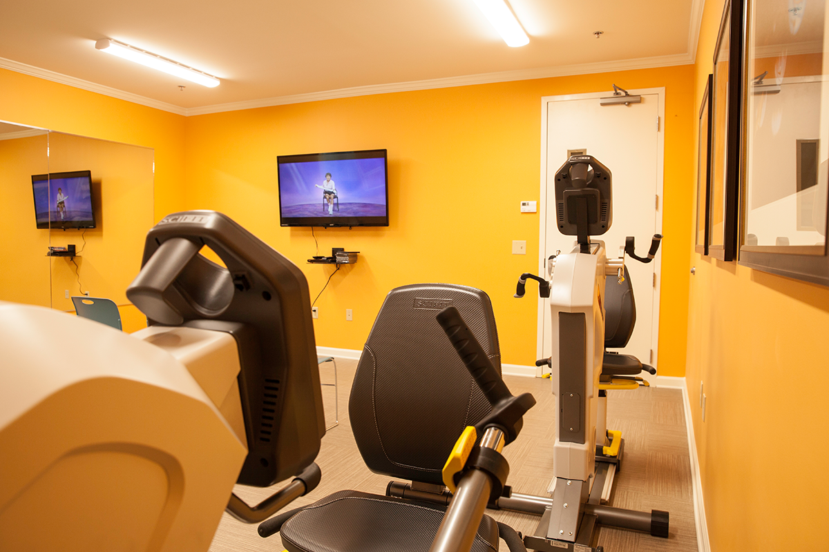 Gym/Exercise Room